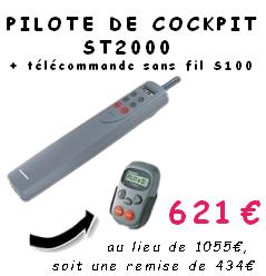 pilote-de-cockpit-st2000